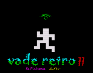 Vade Retro II - Ladescreen