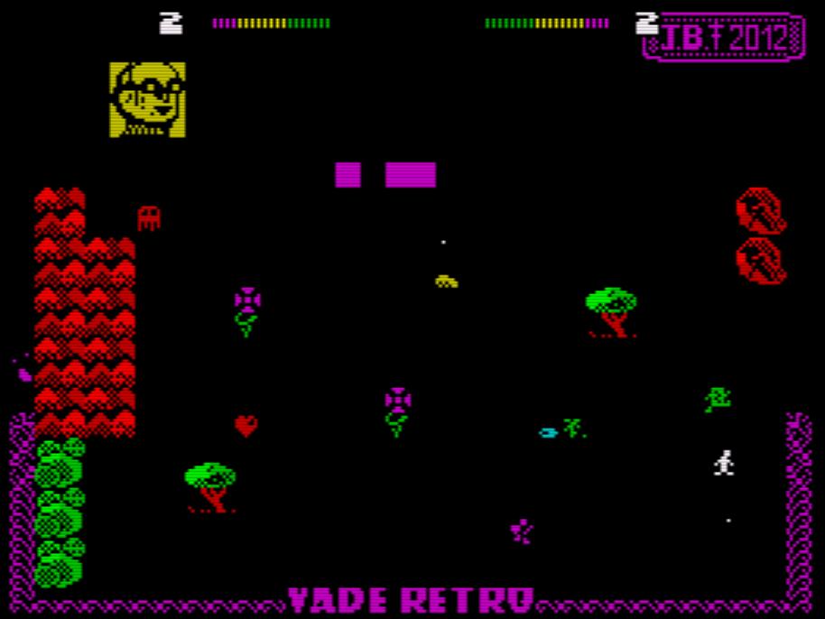 Vade Retro II - Screen