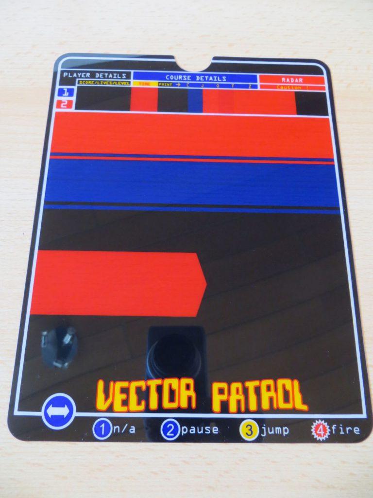 Vector Patrol - Overlay
