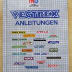 Vectrex Anleitungen