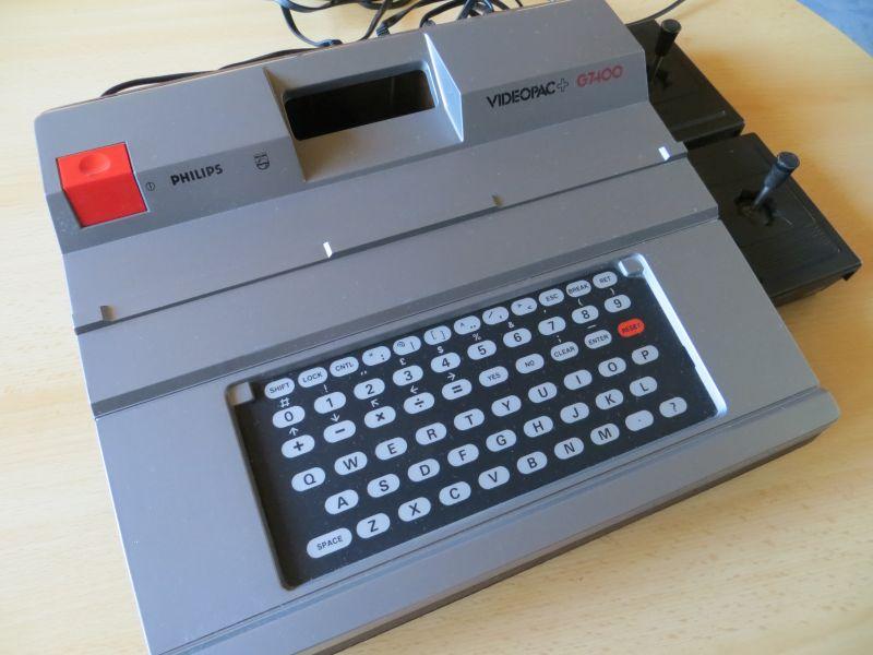Videopac G7400 - 1983