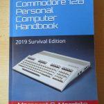 Vintage Commodore 128 Personal Computer Handbook