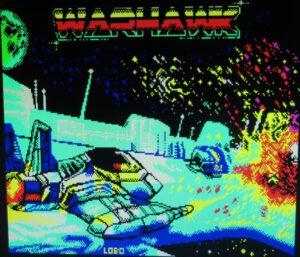 Warhawk - Ladescreen