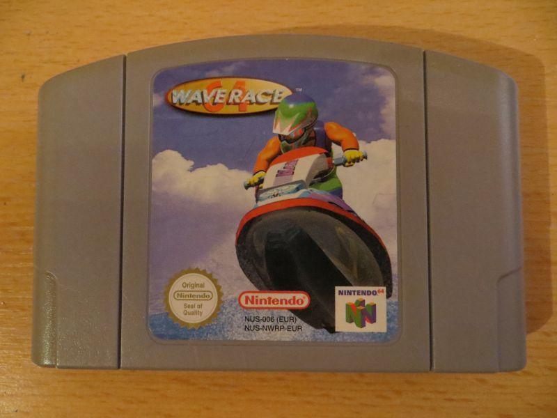 WaveRace 64