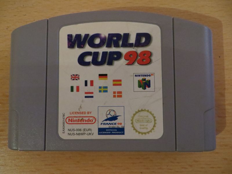 Worls Cup 98