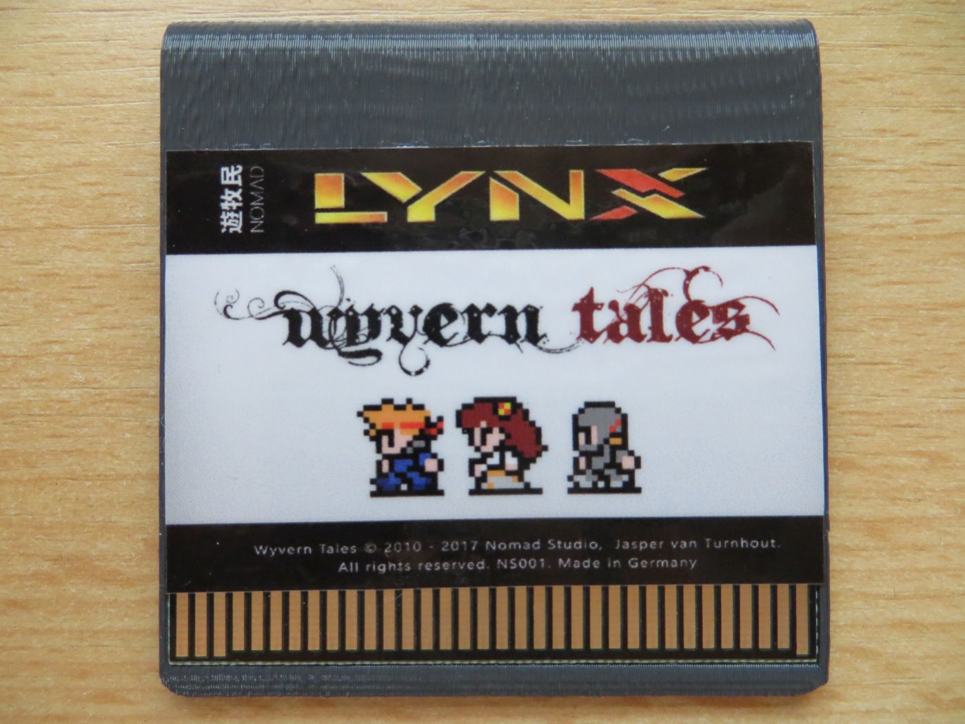 Wyvern Tales - Cartridge