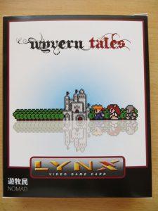 Wyvern Tales - Vorderseite