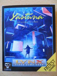 Yastuna - Vorderseite