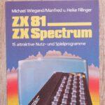 ZX 81_ZX Spectrum - 15 attraktive Nutz- und Spielprogramme