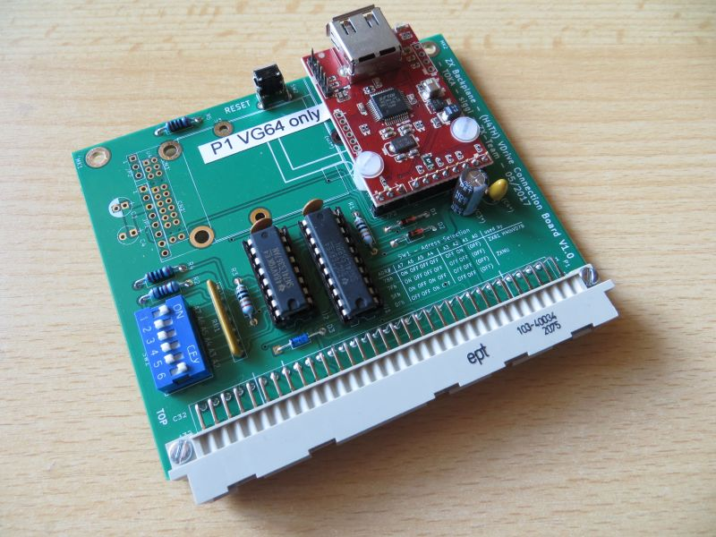 VDrive Connection Board