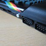 Omni 128HQ Laptop - Joystick, NMI, DIP-Schalter