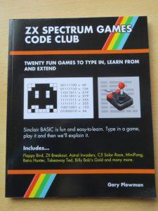 ZX Spectrum Games Code Club