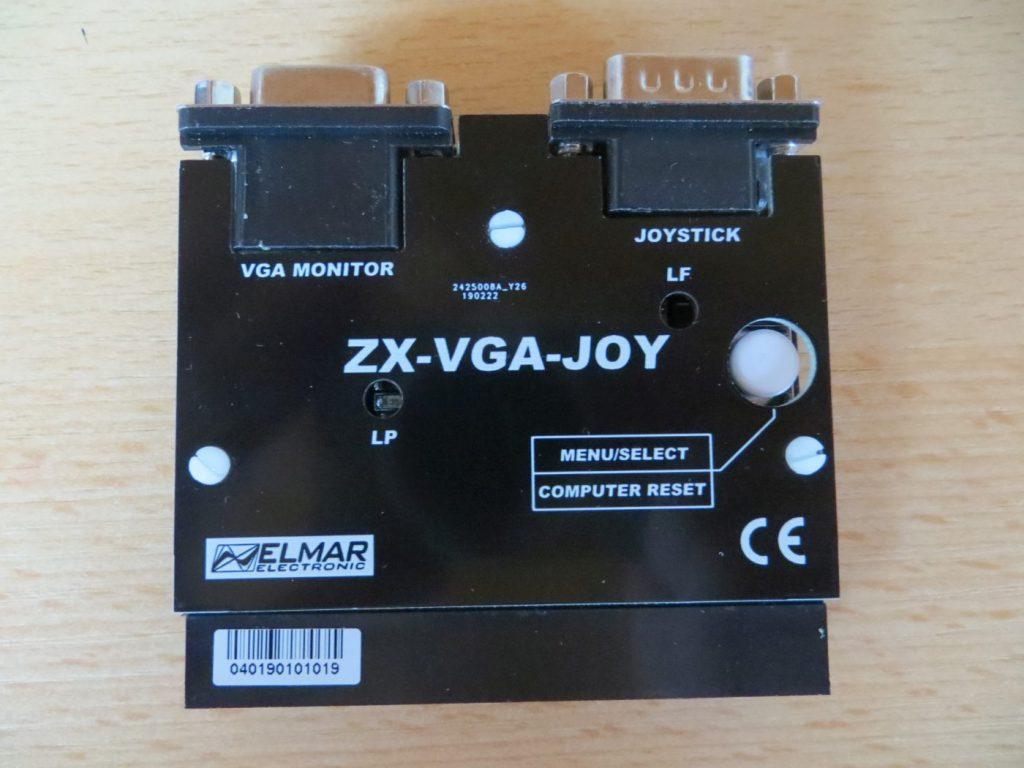 ZX-VGA-JOY