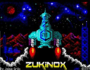 Zukinox - Ladescreen