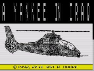 A Yankee in Iraq - Ladescreen