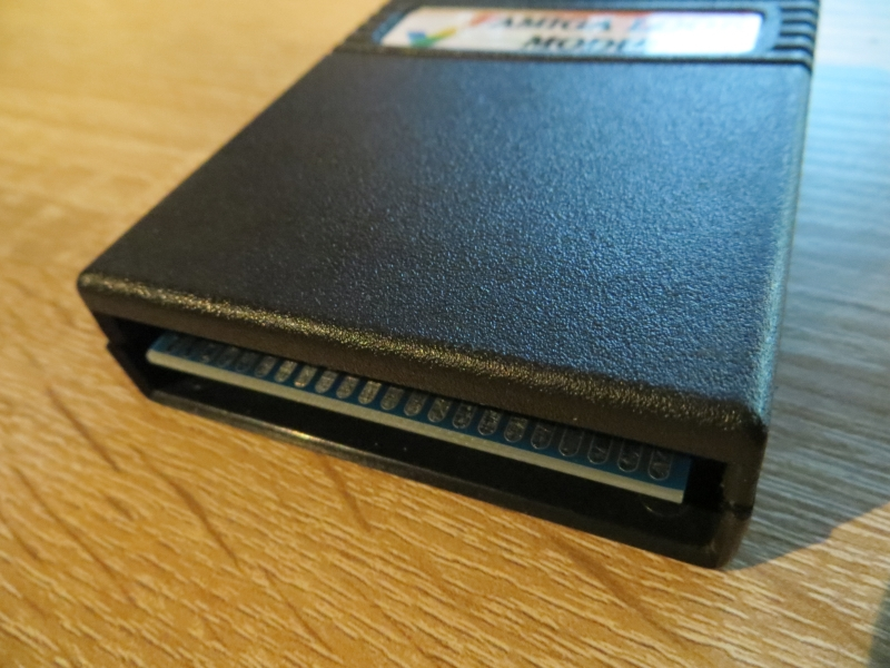 Amiga Look Modul 16K - Cartridge Anschluss