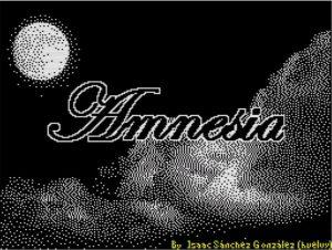 Amnesia - Ladescreen