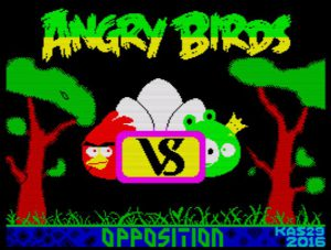Angry Birds (Opposition) - Ladescreen
