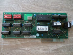 Appel IIe - Super Serial Card