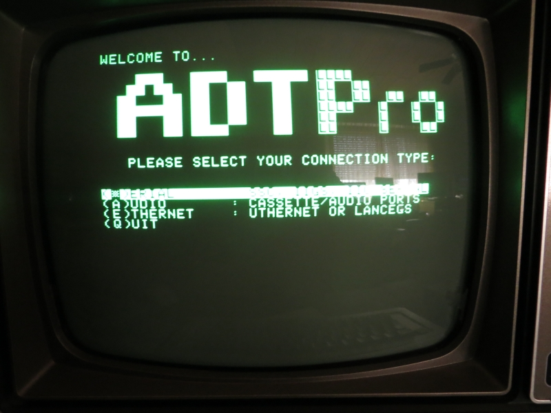 Super Serial Card - ADTPro Apple