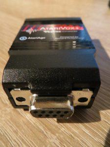 AtariVox - Port Anschluss
