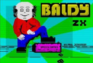 Baldy ZX - Ladescreen