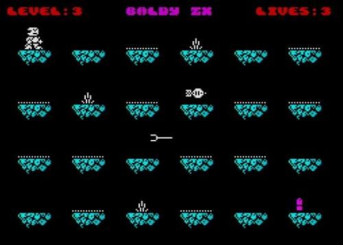 Baldy ZX - Level 3