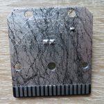BRECHER - Cartridge Rückseite