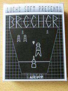 BRECHER - Schachtel Vorderseite