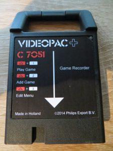 C7051 - Game Recorder Modul
