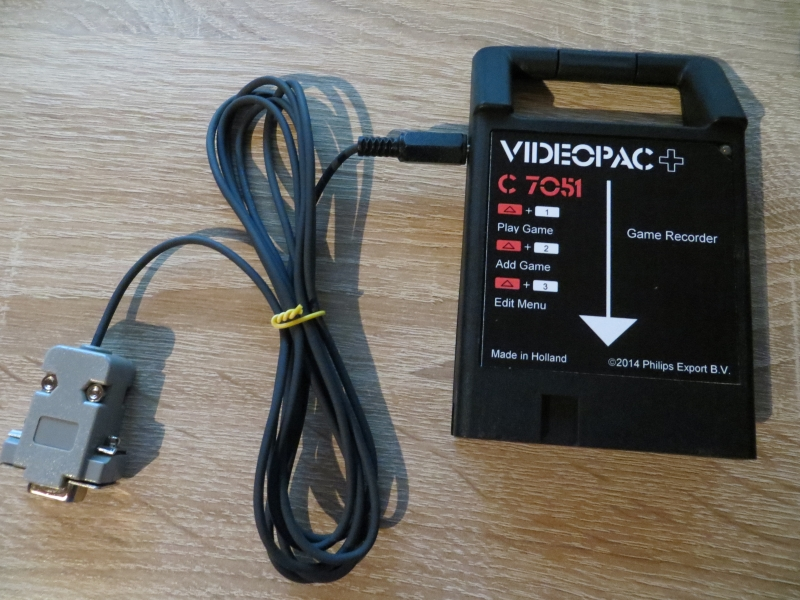 C7051 - Game Recorder Modul mit Kabel