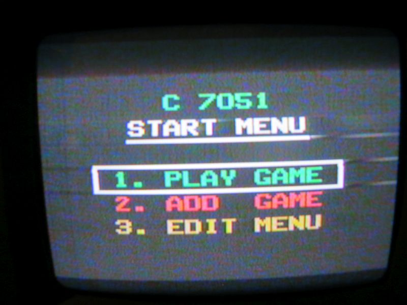 C7051 - Start Menü