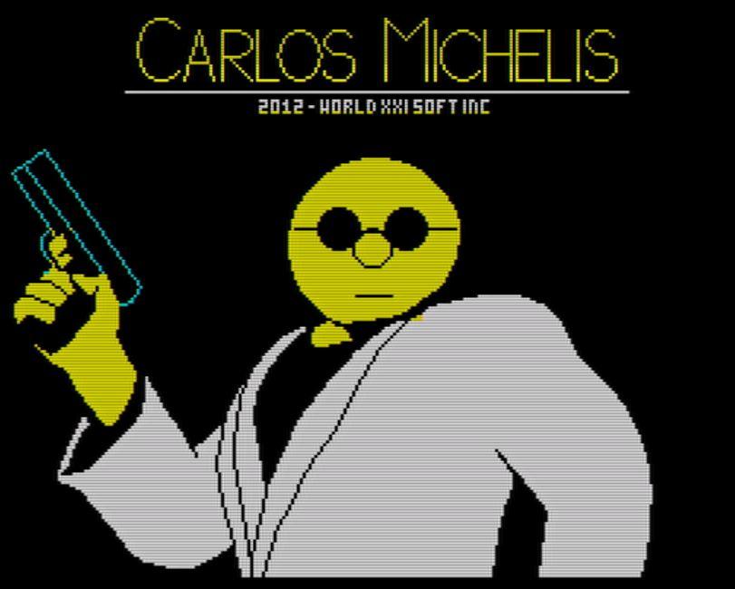 Carlos Michelis - Titelscreen