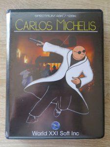 Carlos Michelis - Vorderseite
