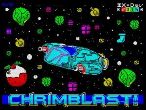 Chrimblast! - Ladescreen