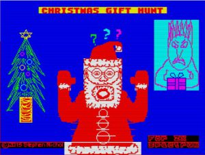 Christmas Gift Hunt - Ladescreen