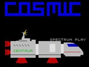 Cosmic Commerce - Ladescreen