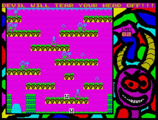 Crapbert Buttslut - Screen.