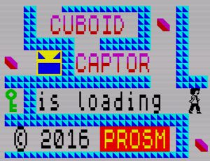 Cuboid Captor - Ladescreen