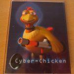 Cyber-Chicken - Schneider CPC