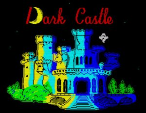 DARK CASTLE - Ladescreen