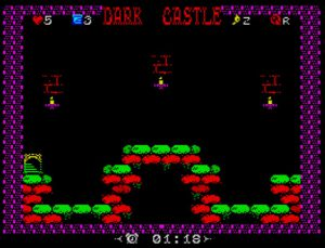 DARK CASTLE - Level 3 - beleuchtet