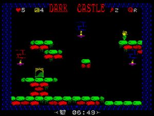 DARK CASTLE - Level 4 - beleuchtet