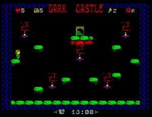 DARK CASTLE - Level 5 - beleuchtet