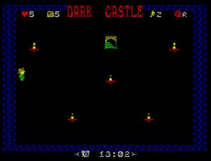 DARK CASTLE - Level 5 - unbeleuchtet