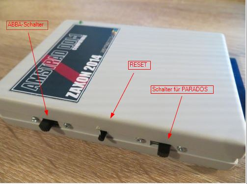 DDI-1 2014- Schalter