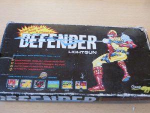 Cheetah Defender Lightgun - Verpackung