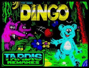 Dingo - Ladescreen