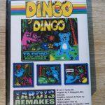 Dingo - Rückseite