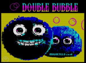 Double Bubble - Ladescreen